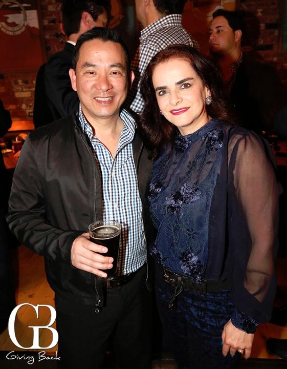 Raul y Cristina Lim