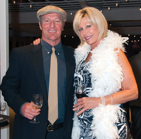 Ray Willard and Cindy Foote
