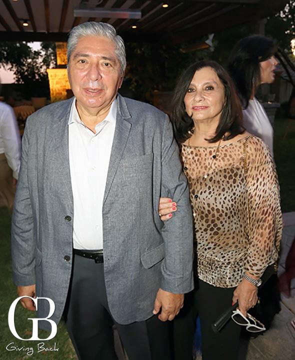 Raymundo y Sandra Arnaiz