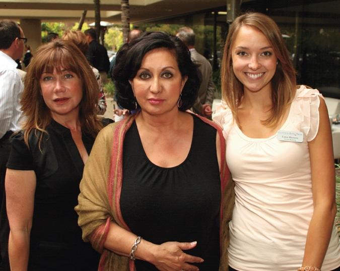 Rebeca Anchondo, Joice Motamedi and Lana Mutters.JPG