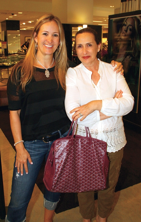 Rebeca Lubezky and Norma Pascal +.JPG