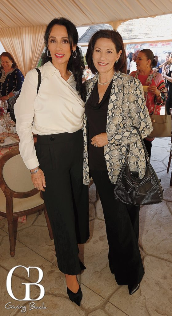 Rebeca Fajardo and Monica Fernandez