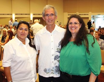 Rebecca Acevedo Carlin, Tony Acevedo and Kyra Schuster.JPG