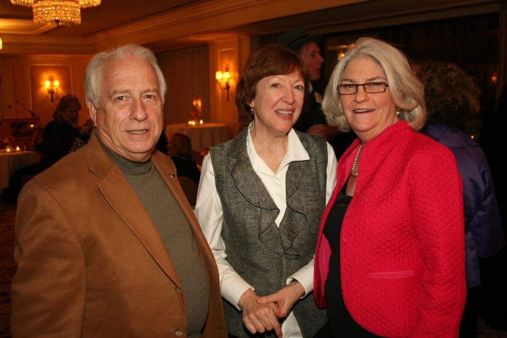Rebecca Eaton and KPBS Supporters.JPG
