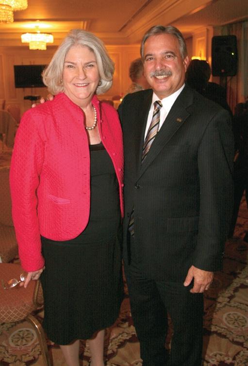 Rebecca Eaton and Tom Karlo.JPG