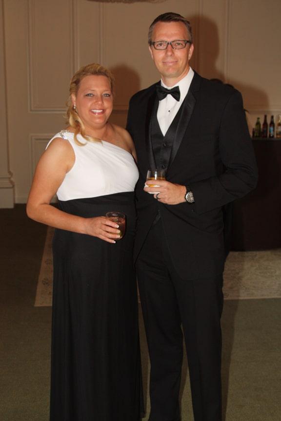 Rebecca and Geoffrey Graham