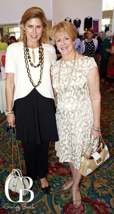 Rebecca Tuggle and Judy Horton