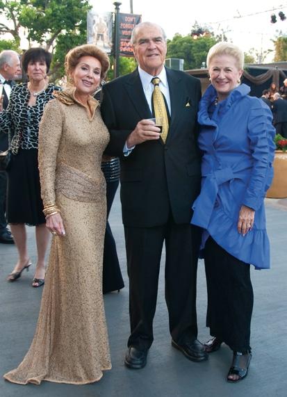 Reena Horowitz with Jack and Judy White