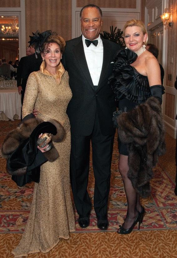 Reena Horowtiz with Jessie Knight and Joye Blount