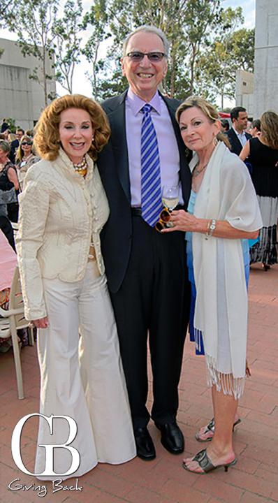 Reena Horowitz  Irwin Jacobs and Terri Louden