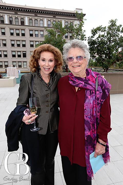 Reena Horowitz and Betty Beyster