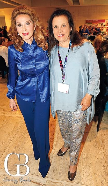Reena Horowitz and Doreen Schonbrun