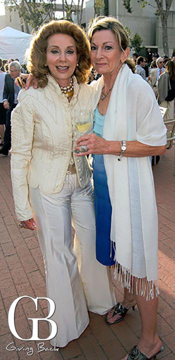Reena Horowitz and Terri Louden