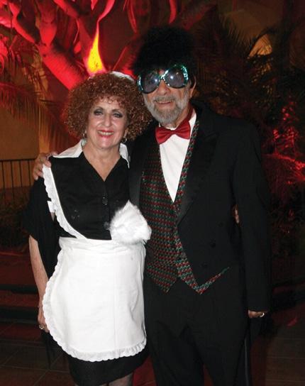 Regina Kurtz and Al Eisenberg.JPG