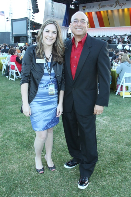 Regina Morishige and Stephen Baker.JPG