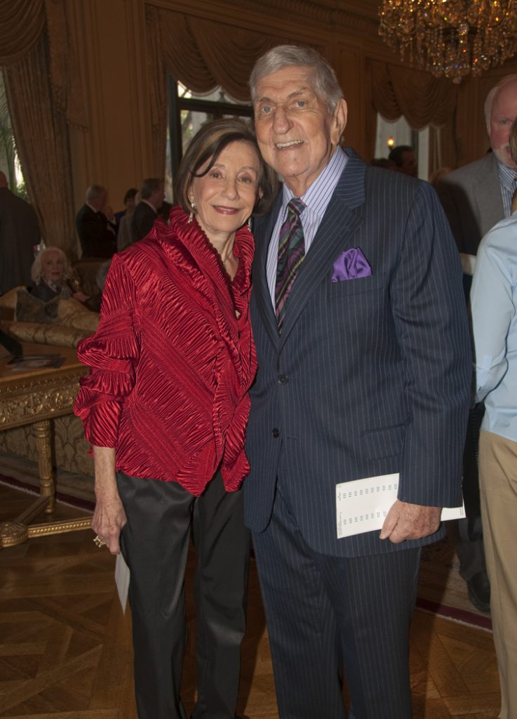 Reinette and Marvin Levine