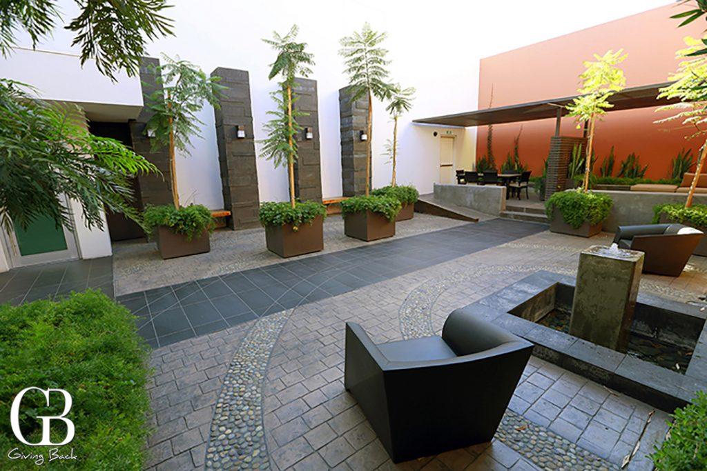 Relaxation Garden