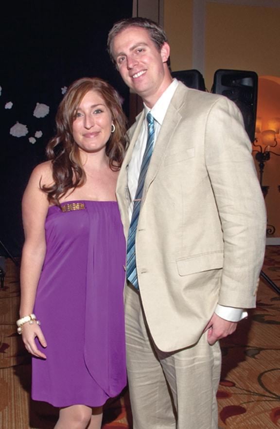 Renee Galente and Eric Ganci
