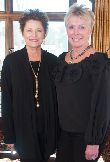 Renee Poulson and Judi Stubbs