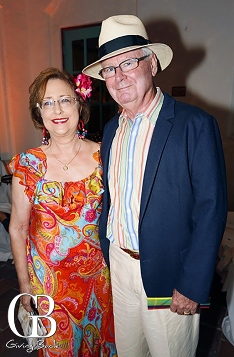 Renee Comeau and Terry Gulden