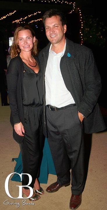 Renee Payne and Daniel Mezich