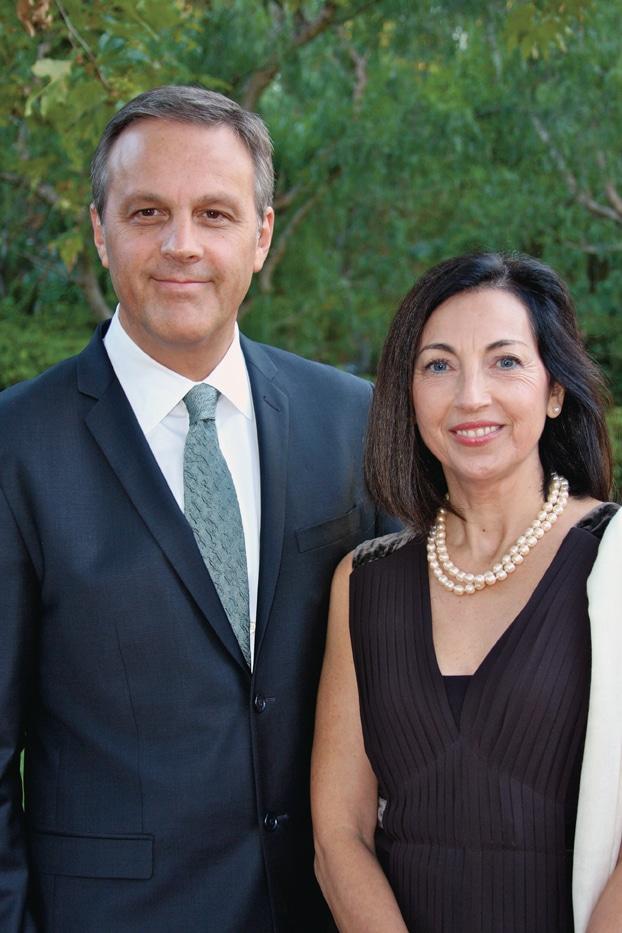 Renzo and Maria Zecchetto