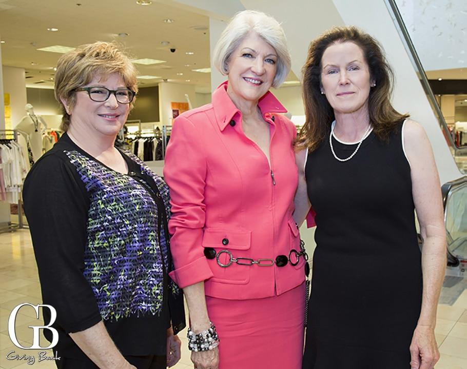 Rhona Gerber  Lynne Guidoboni and Tracy Downing