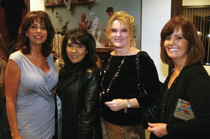 Rhonda Ricardo, Eva Carbajal, Debra Jeffries and Silvia Backlund.JPG