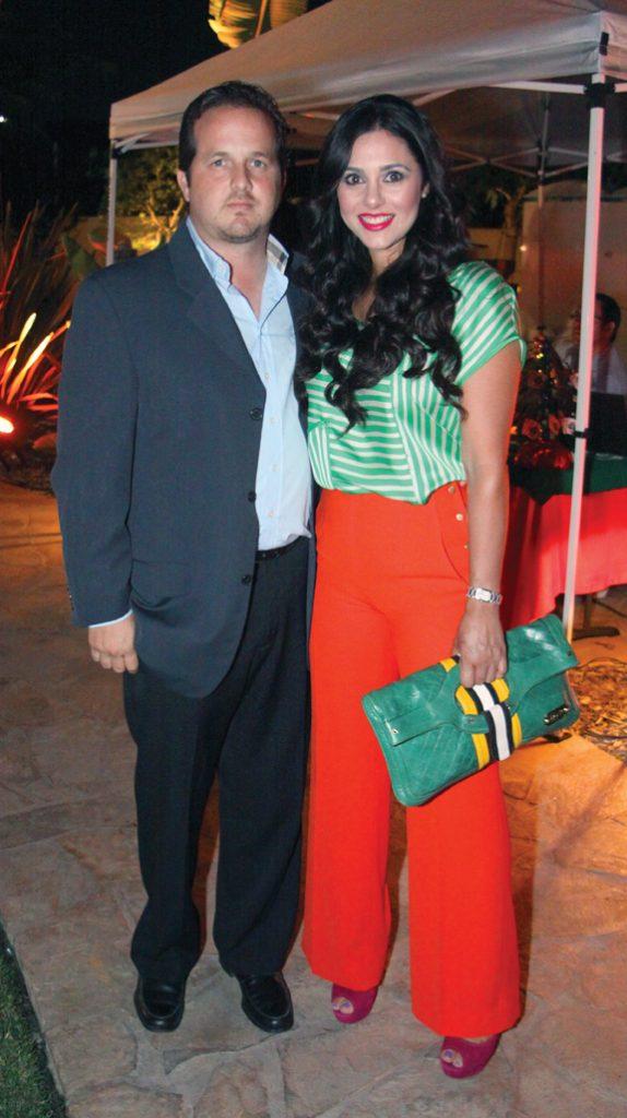 Ricardo Salazar y Vanessa Santaella.JPG