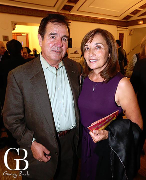 Ricardo and Monica Gonzalez