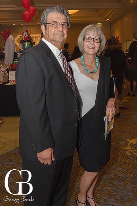 Rich and Karen Nalbandain