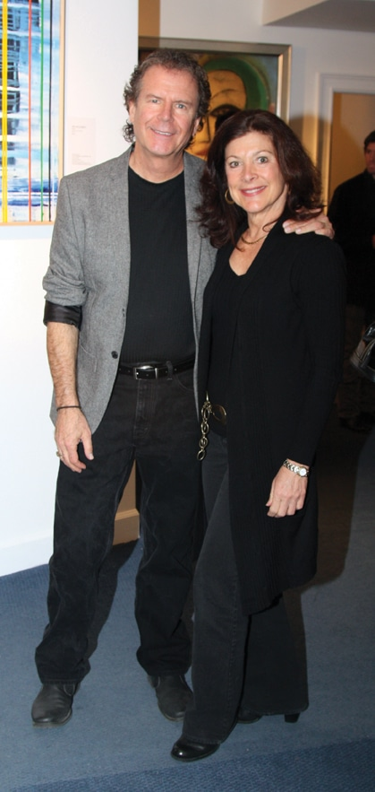 Richard Hawk and Kay Colvin
