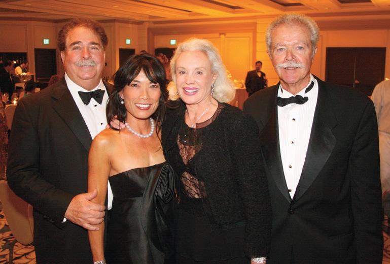 Richard and Jennifer Greenfield with Brenda and John Marsh Rebelo.JPG
