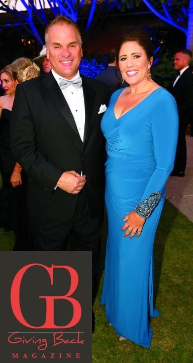 Richard Farler and Angie Lasagna