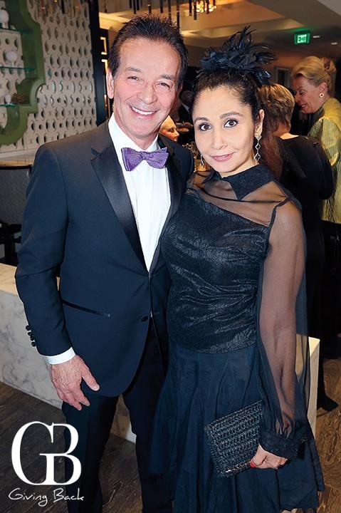 Richard Leung and Hanaa Zahran
