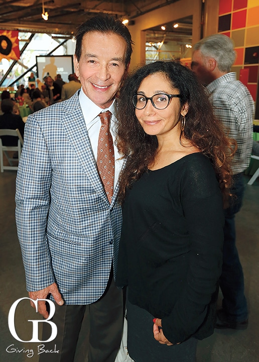Richard Leung and Hanaa Zahran