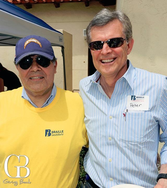 Richard Ybarra and Peter Mindnich