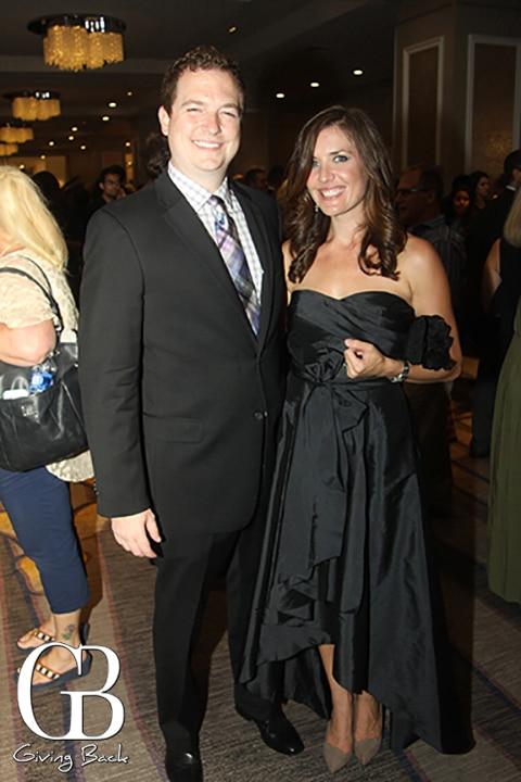 Rick and Tiffany Markus