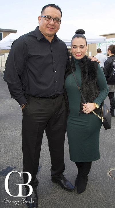 Rigo and Aida Estevez