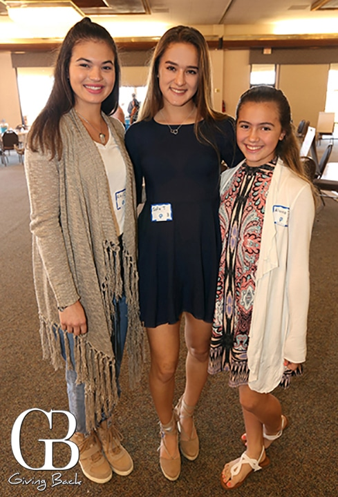 Riley Collazo  Sofia Torres and Alianna Torres