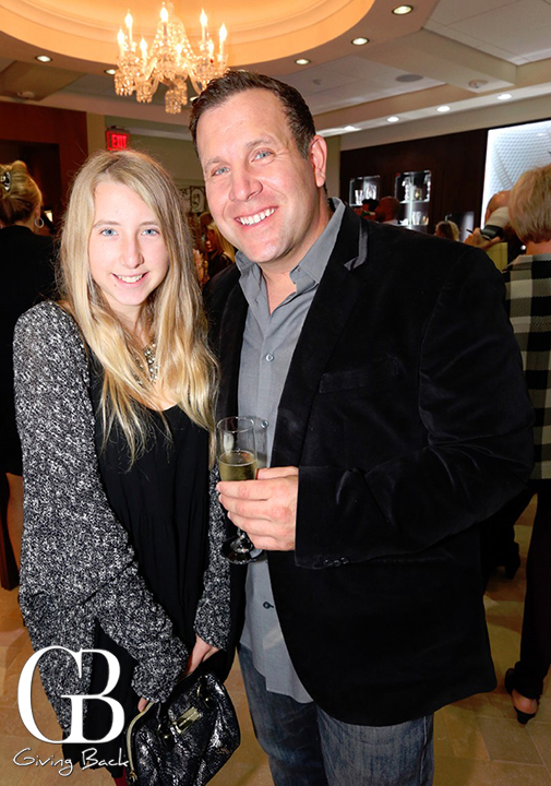 Riley Scialdone and Mark Scialdone