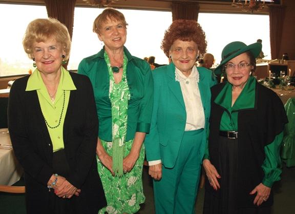 Rita Crouch, Gerri Teyssier, Olivia Rotert and Merle Lotherington.JPG