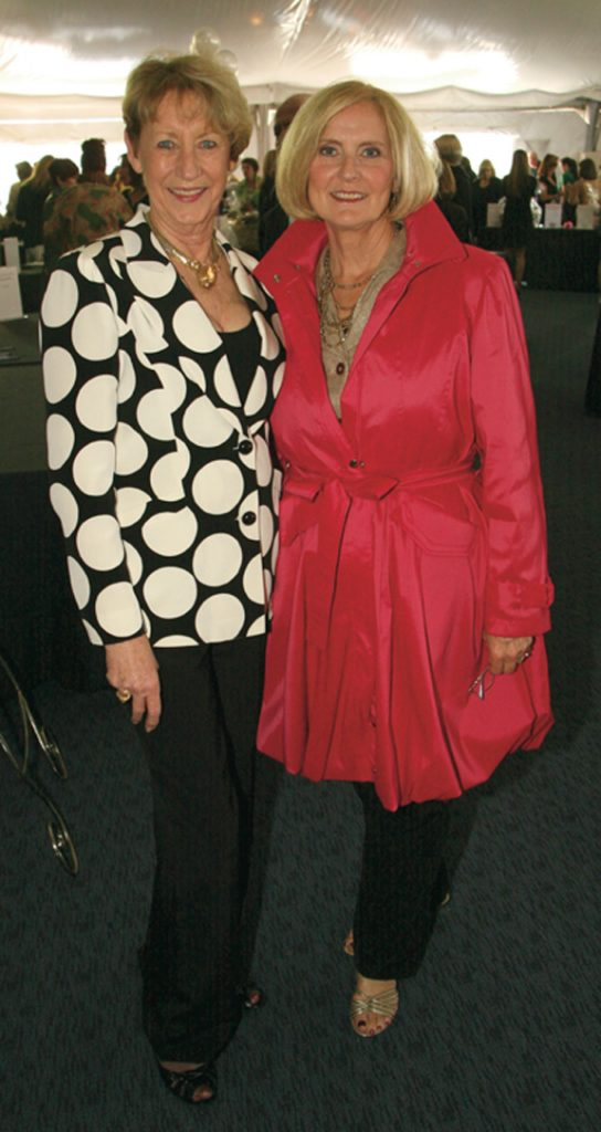 Rita Hitchin and Jen Lobner.JPG
