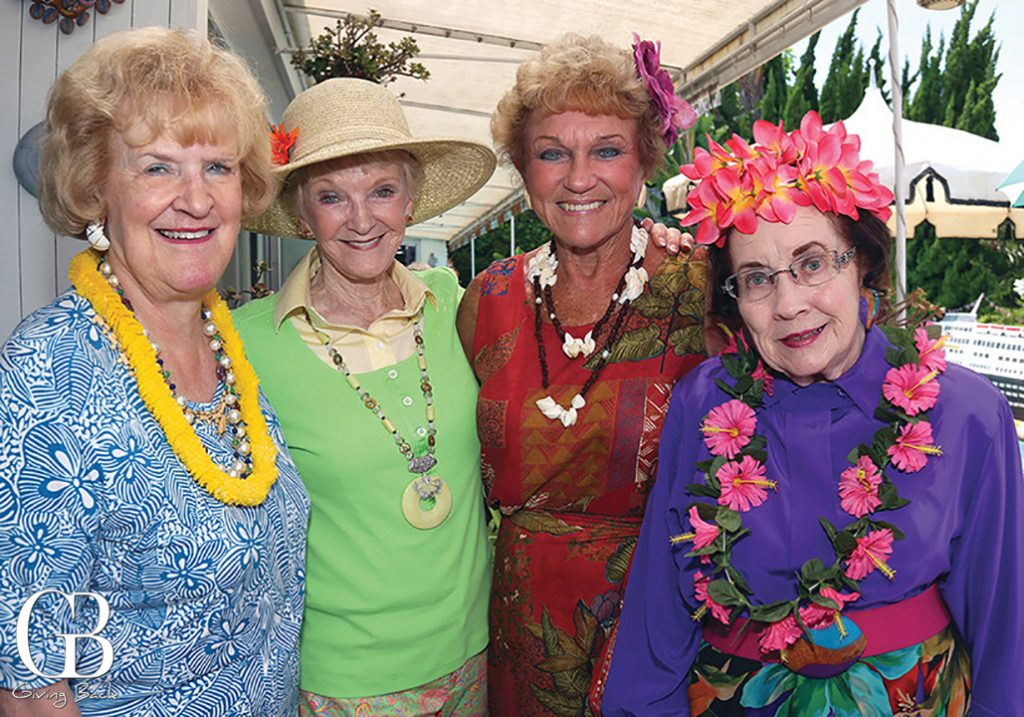 Rita Crouch  Kay Rose  Shirley Harper and Merle Lotherington
