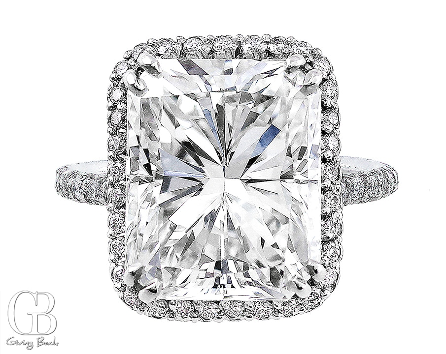 Riviere .ct Radiant Ring