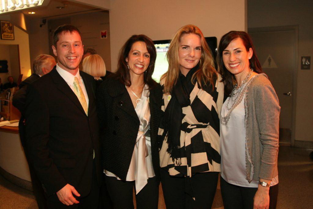 Rob Scherer, Lori Abnos, Catherina Madani and Lilli Mari Andresen.JPG