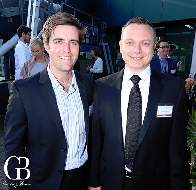 Rob Overstreet and Mikhail Globus