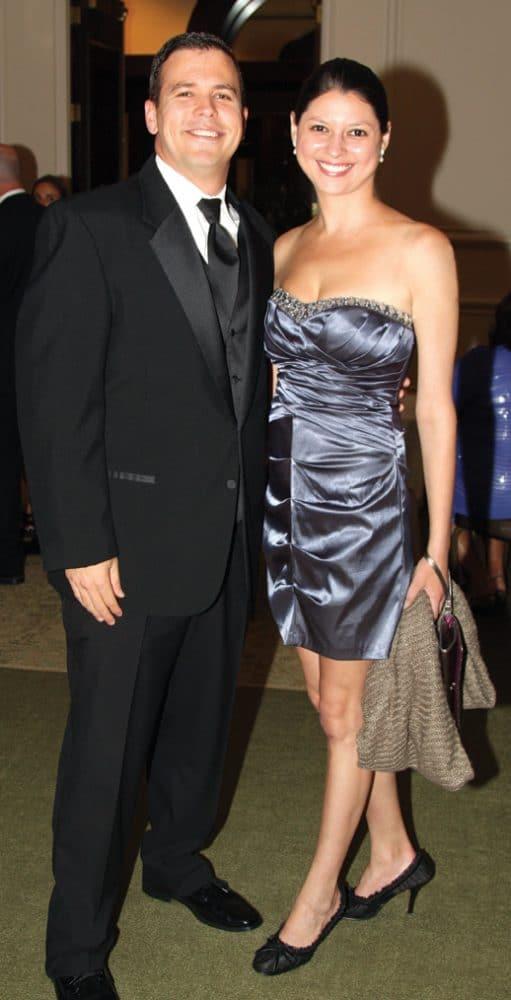 Robert Chiswick and Denise Arruda