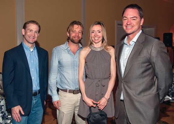 Robert Knaier, Steve Hatch, Theresa Bowen and John Gomez +