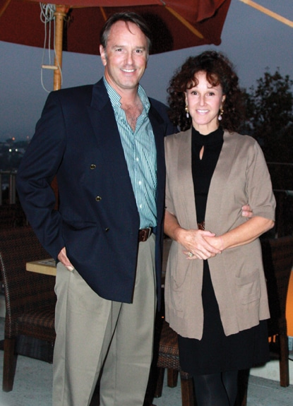 Robert Nantista and Olga Lavalle